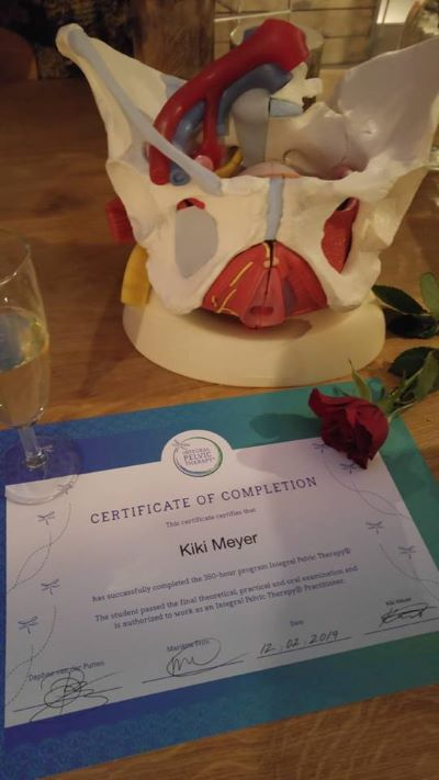 Become an Integral Pelvic Therapist with the Practitioner Training